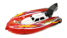 Inflatable Racing Water Boat (Battery Operated)