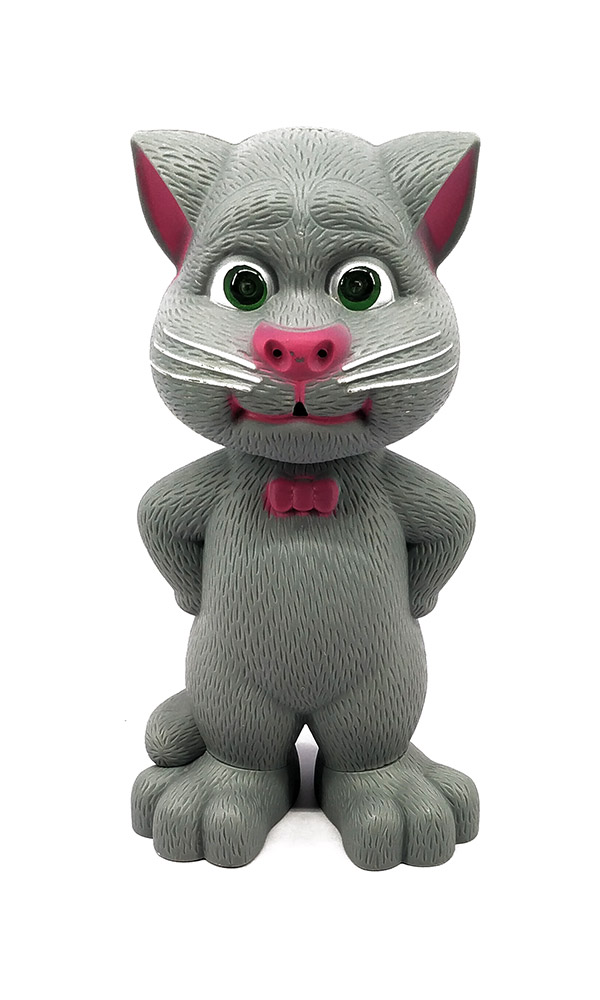 Buy Talking Tom Cat 22cm Battery Operated Toy Online In India