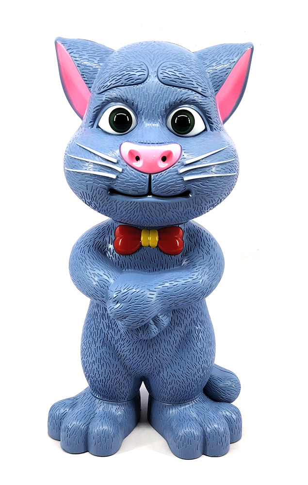 Buy Talking Tom Cat 30cm Battery Operated Toy Online In India