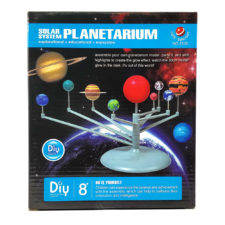 Solar System Planetarium For Kids (DIY Kit)