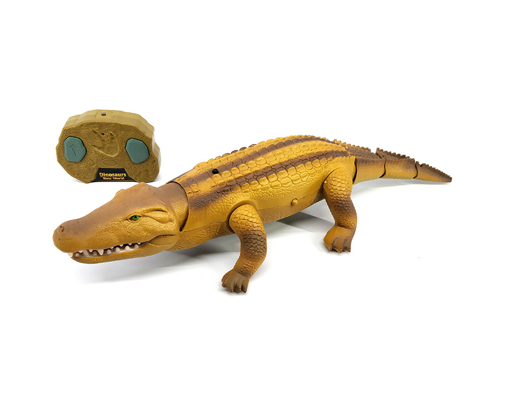 buy r c crocodile walking with sound lights online in india