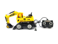 Wired R/C JCB Excavator Vehicle 32232