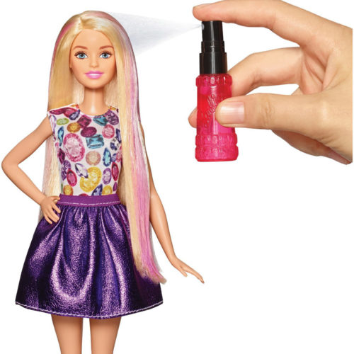 Barbie DIY Crimps & Curls Doll