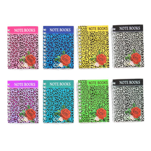 Small Notepads Set Assorted (Pack of 4)