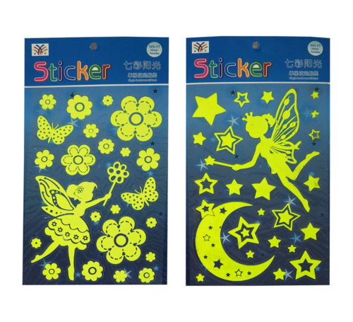 Glowing Fairy Stickers (Assorted)