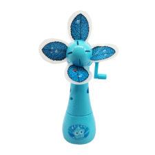 Personal Handy Fan With Water Spray