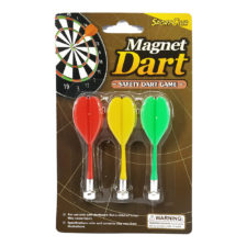 Spare Magnetic Darts For Dartboard (Pack of 3)
