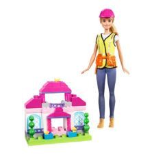 Barbie Builder Doll Playset FCP76