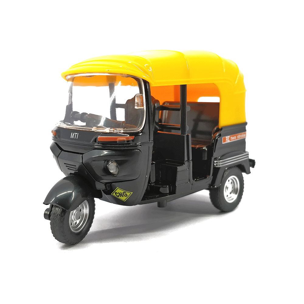 a97052e6453 Buy Auto Rickshaw Pullback Toy (Diecast + Plastic) Online In India ...