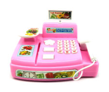 Cash Register Mini Market With Sound