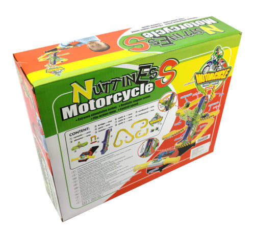 Motorcycle Racing Track Set