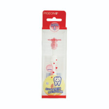 Pigeon Baby Training Toothbrush L1 Light Pink P-11782