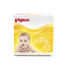Pigeon Baby Transparent Bath Soap 75gm P-08680