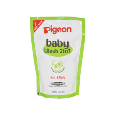 Pigeon Baby Wash 2-in-1 Hair & Body P-08627