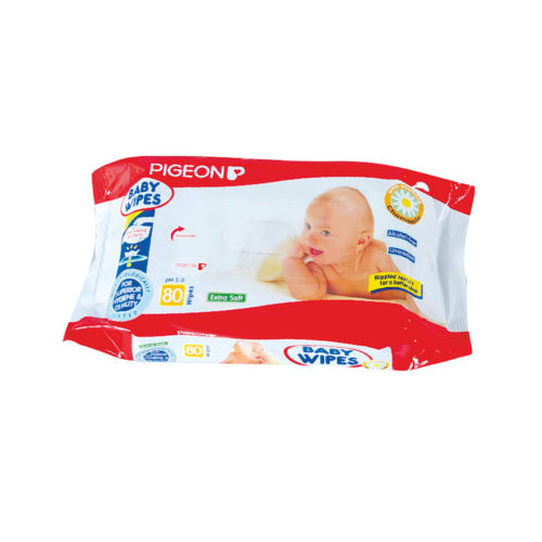 Pigeon Baby Wipes P-11722E