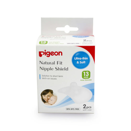 Pigeon Natural Fit Nipple Shield Large P-26227