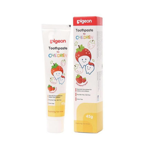 Pigeon Toothpaste Strawberry P-26450