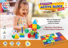 Active Blocks Jumbo