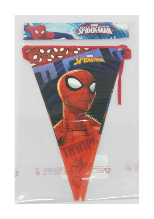 Amazing Spiderman Flag Banner