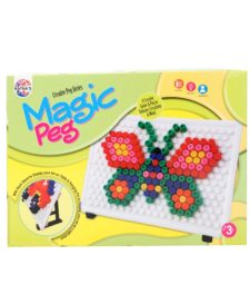 Magic Pegs Game