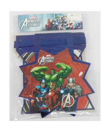 Avengers Happy Birthday Die-Cut Banner