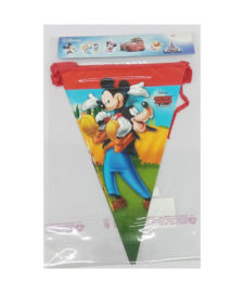 Mickey Flag Banner