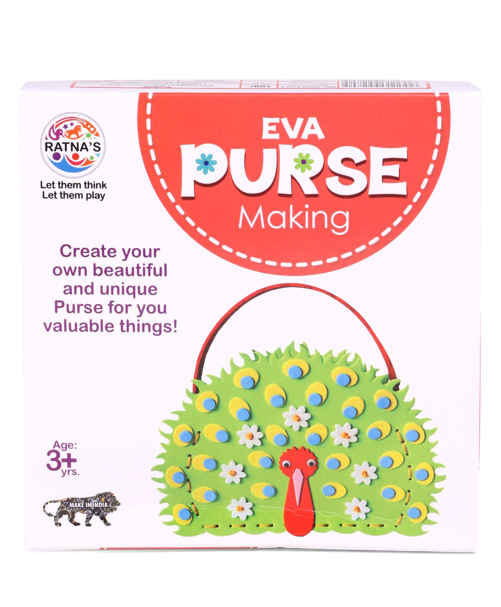 Eva Purse Making Mix