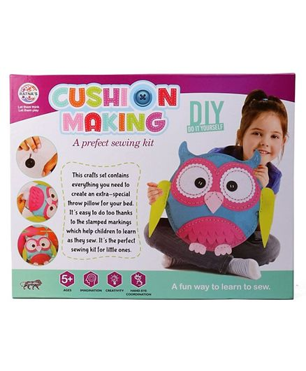 Cushion Making DIY Kit