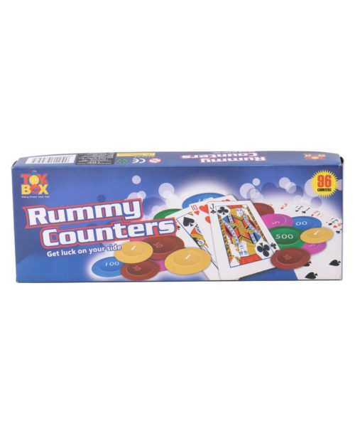 Rummy Counters Toy