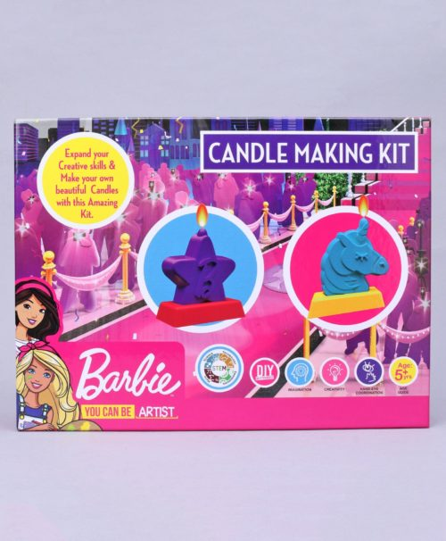Barbie Candle Making Kit