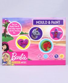 Barbie Mould & Paint Making Kit