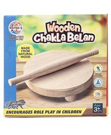 Chakla Belan Set Wooden