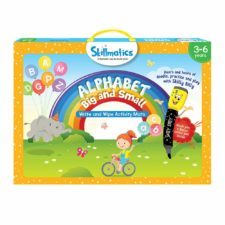 Skillmatics Alphabet Big & Small Activity Mats