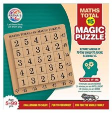 Magic Puzzle 15 Magic Puzzle Game