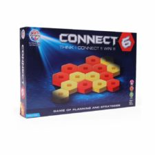 Connect 6 - Game of Planning & Strategies