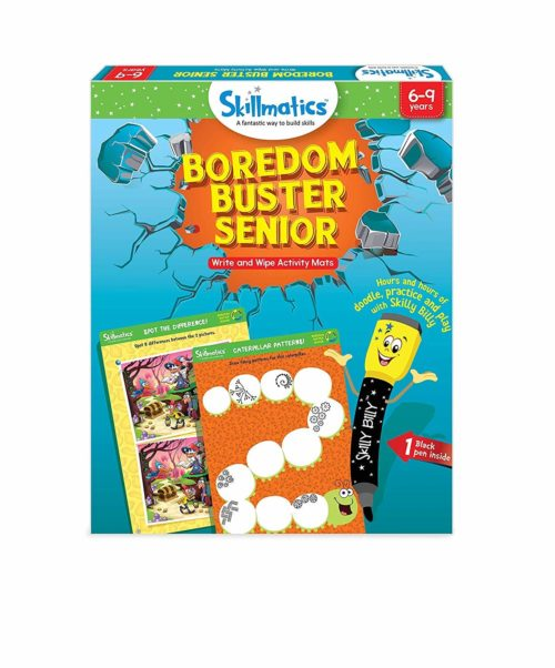 Skillmatics Boredom Buster Senior Activity Mats