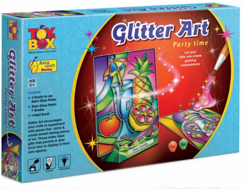 Glitter Art Party Time