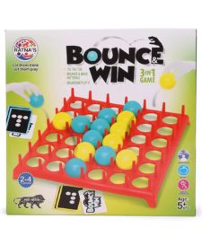 3-in1 Bounce & Win Game