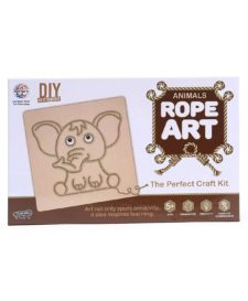Ratna's Animal Rope Art DIY Kit