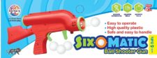 Six-O-Matic Ball Shooter
