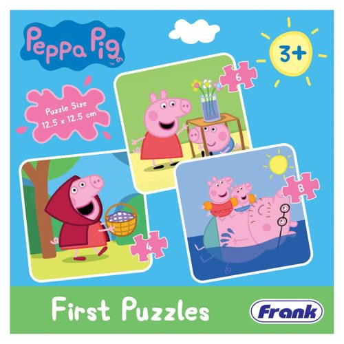 My First Peppa Pig Puzzle