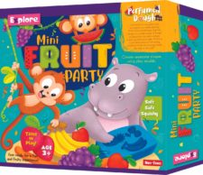 Mini Fruit Party with Perfumed Dough