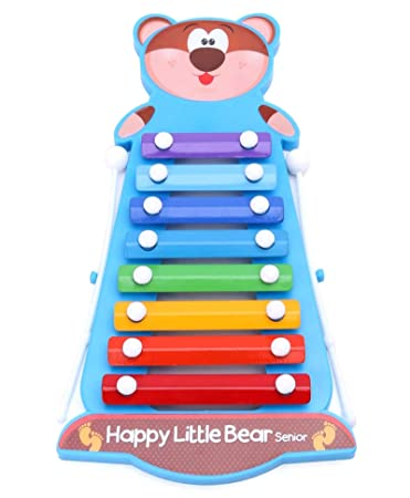 Sr. Happy Little Bera Xylophone