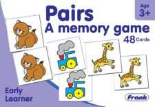 Pairs A Memory Game 48 Cards