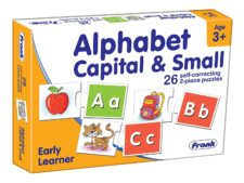 Alphabet Capital & Small 26pcs Puzzle
