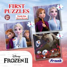 3-in-1 Frozen-2 First Puzzle