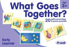 What Goes Together 20 Pcs. Puzzle