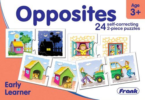 Opposites - Early Leaner 24 pcs. Puzzle