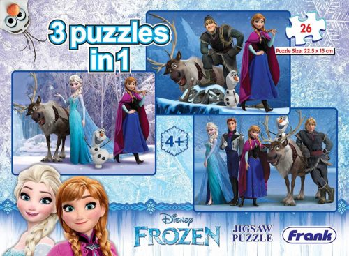 Disney Frozen 26 pcs. Puzzle