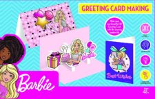 Barbie Greeting Card Making